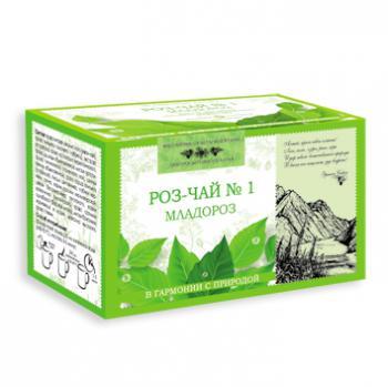 Иван-чай с комплексом алтайских трав и экстрактом астрагала (20 саше)