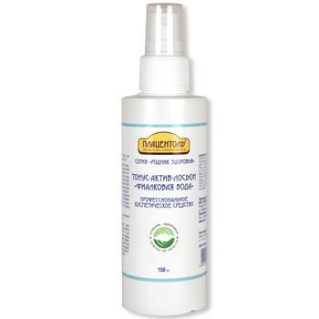 Тонус-актив-лосьон «Фиалковая вода» для насыщения кожи влагой