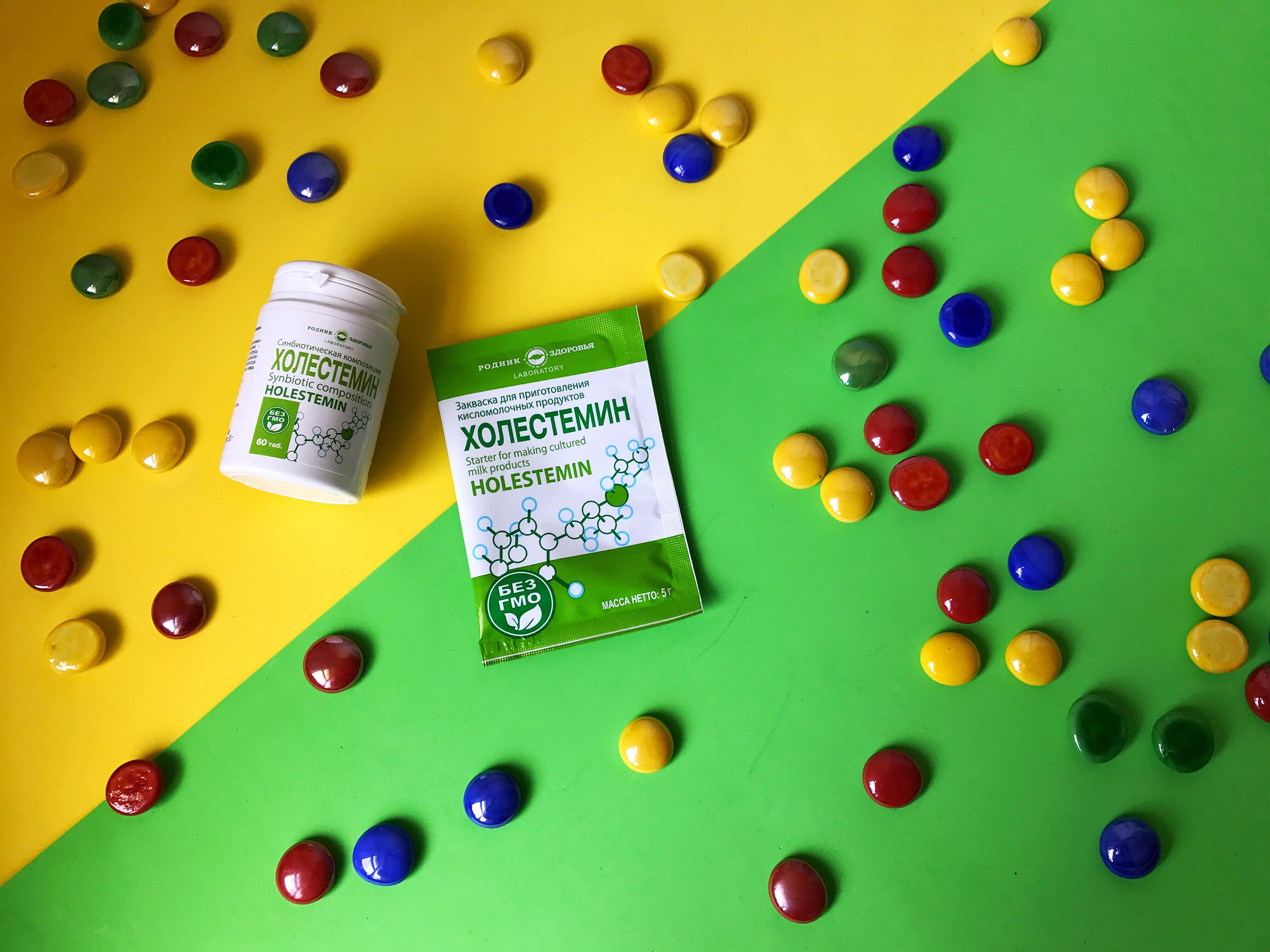 """Программа """"Холестемин"""" (натуральная помощь для контроля над холестерином)"""