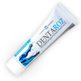 Зубная паста Dentaroz против пародонтоза родник здоровья уфа