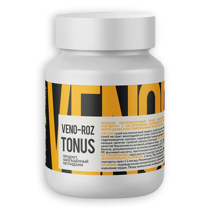 ВеноРОЗ Тонус (защита вен, профилактика отеков и варикоза) родник здоровья уфа