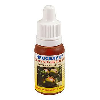 Яблочный уксус «Неоселен» натуральный Родник здоровья Уфа