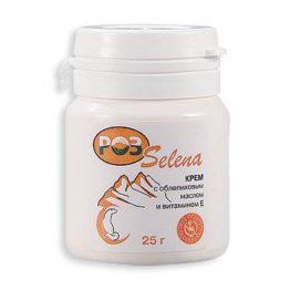 Крем с облепиховым маслом и витамином Е (для ухода за чувствительной кожей)